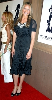 Amanda Bynes wallpaper with a cocktail dress called Hot Mom's Night Out 2005