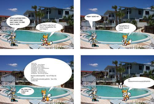 Humorphobia: fear of a funny comic