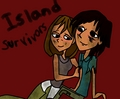 Island Survivors - total-drama-island fan art