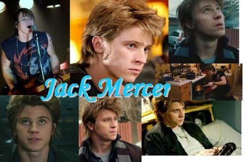 Garrett Hedlund wallpaper possibly with a portrait and anime entitled Jack Mercer