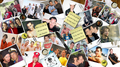 Jackass collage wallpaper