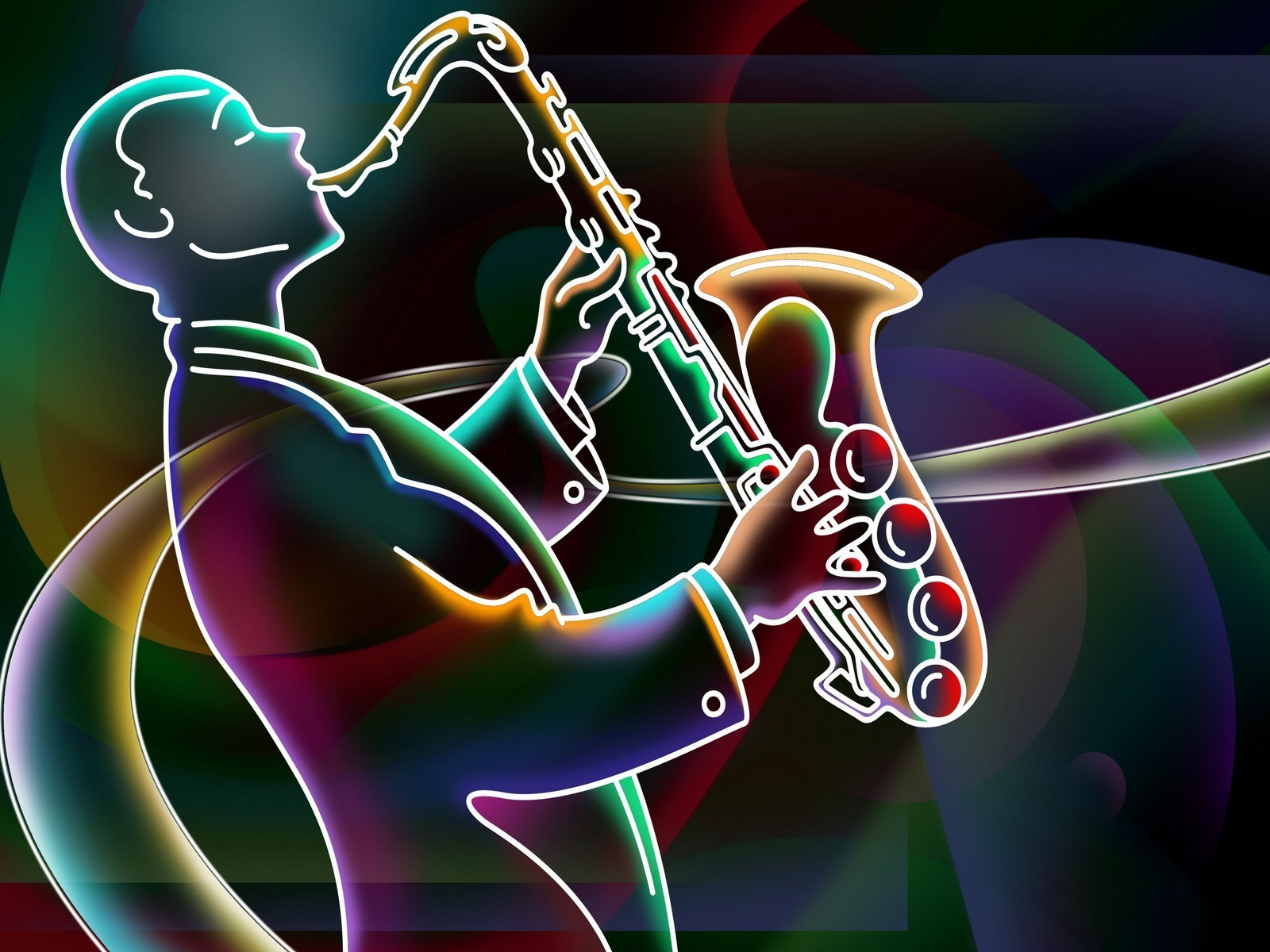 Jazz images Jazz in Neon HD wallpaper and background photos (18994784)