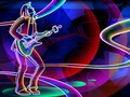 jazz - Jazz in Neon wallpaper