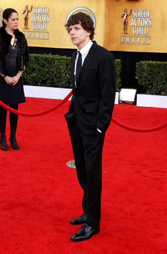 Jesse at the SAG Awards