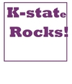 K-State Rocks - k-state-wildcats fan art