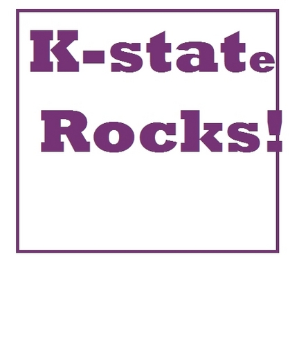 K-state Wildcats wallpaper called K-State Rocks
