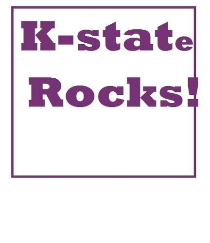 K-state Wildcats wallpaper titled K-State Rocks