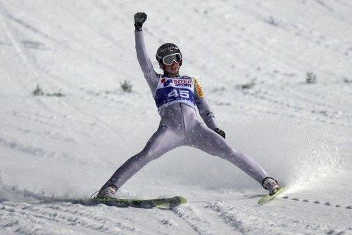 Kamil Stoch WINNER- Klingenthal 2/02/11