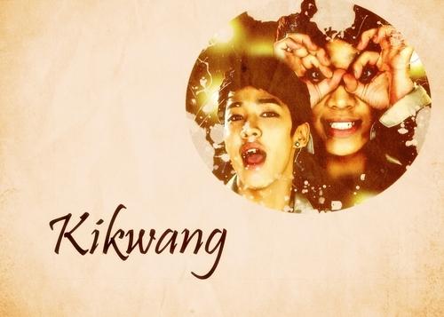 Kikwang wallpaper