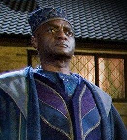 Kingsley Shacklebolt - Minister for Magic 1998-Present araw