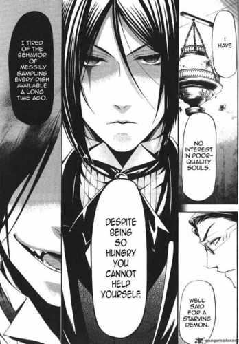 《黑执事》 [Black Butler] Chapter 26-28 日本漫画 Scans