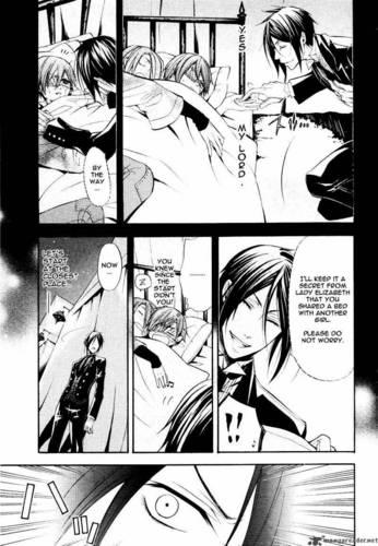 Kuroshitsuji [Black Butler] Chapter 26-28 Manga Scans