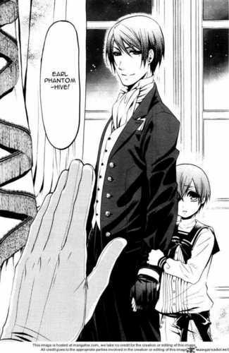kuroshitsuji [Black Butler] Chapter 29-35 manga Scans