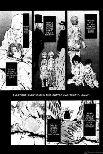 Kuroshitsuji [Black Butler] Chapter 35-38 Manga Scans