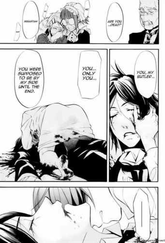 kuroshitsuji [Black Butler] Chapter 38-46 manga Scans