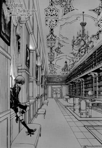 Hoắc quản gia [Black Butler] Chapter 38-46 manga Scans