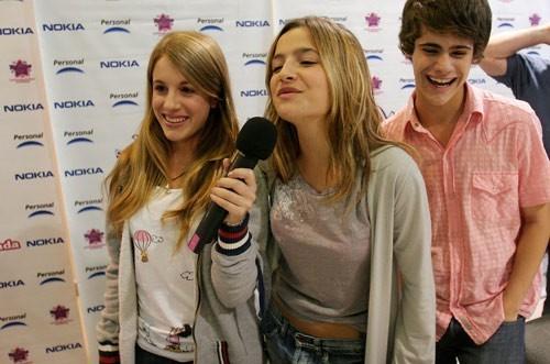 Laura,Brenda And Matias