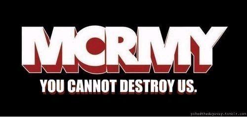 MCRMY ❤