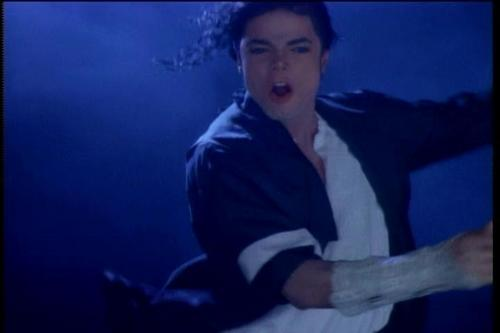 MJ - Black ou White