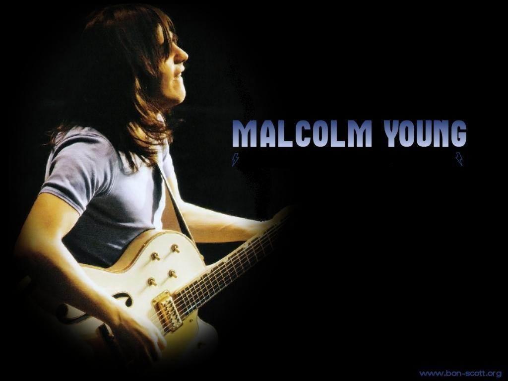 AC DC Malcolm Young Malcolm Young -