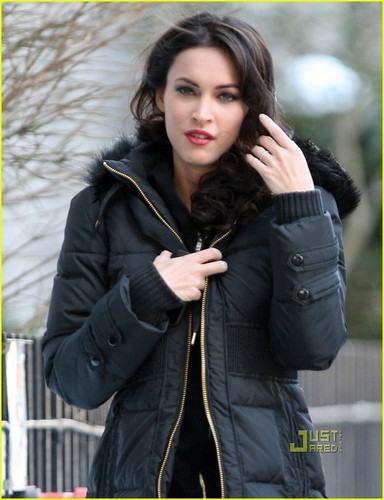 Megan Fox: 'Friends with Kids' in NYC!