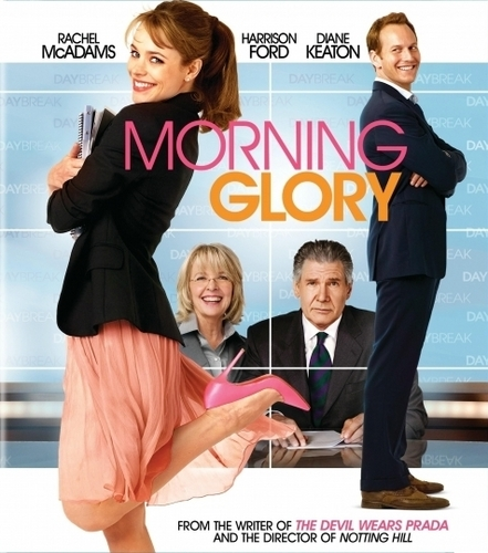 Rachel McAdams wallpaper containing a well dressed person, a business suit, and a portrait titled Morning Glory Artwork