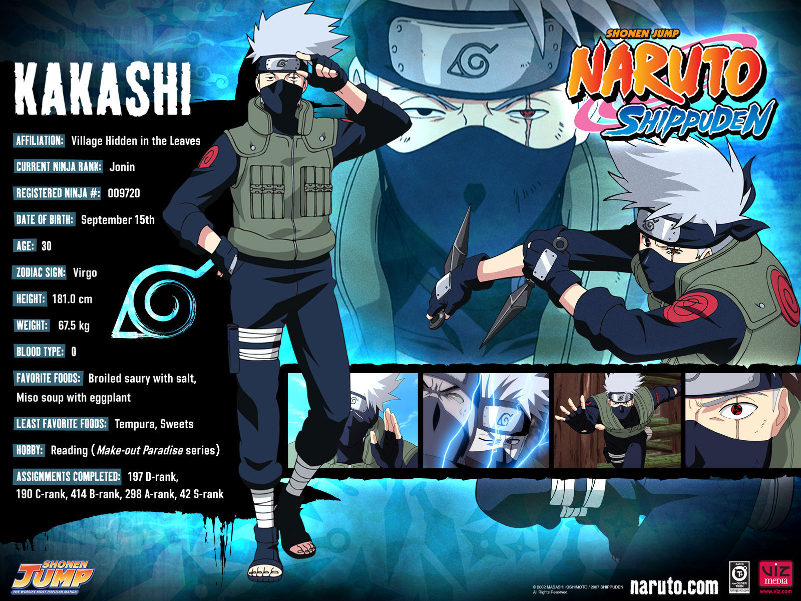 NarutoShippuden Naruto And Naruto Shippuden Wallpaper