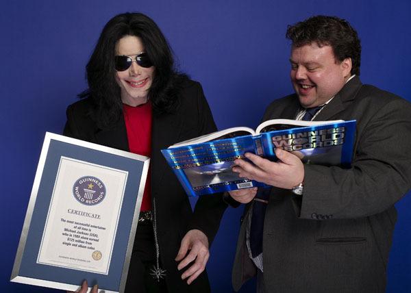 New [November 14 2006] guinneß, guinness World Records