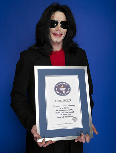 New [November 14 2006] guinness World Records