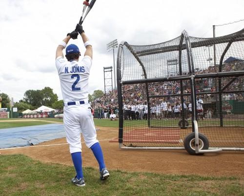 Nick Jonas' Hottest Softball Looks Of 2010