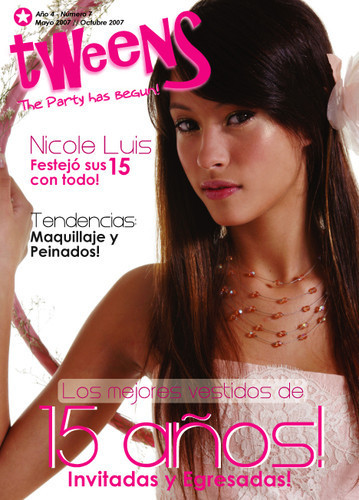 Nicole Luis On Tweens