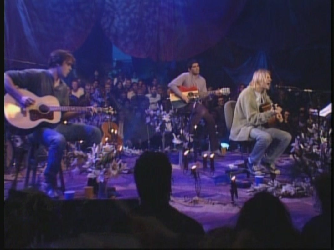 Nirvana mtv unplugged in new york dvdrip download