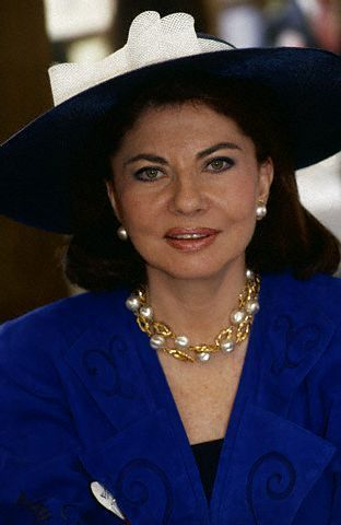 Princess Soraya - princess-soraya-esfandiary-bakhtiari Photo