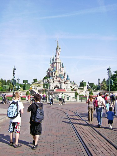 PrueFever @ Disneyland, Paris