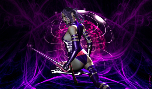 Psylocke 2011 - x-men-women Photo