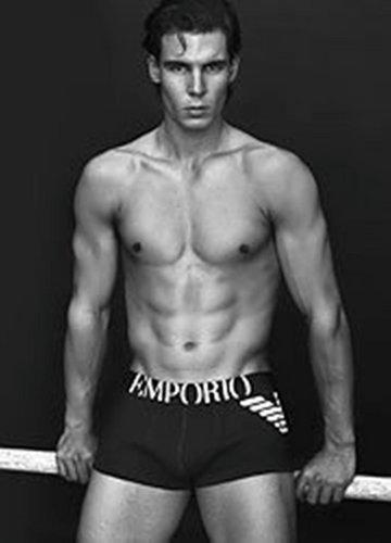 Rafael Nadal: Why do he transformed ?
