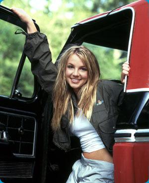 Rare Britney Pics
