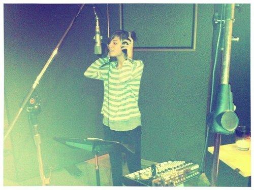 """Recording """"Bang Bang Bang"""""""