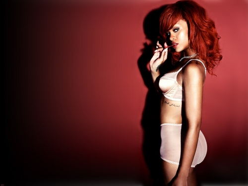 Rihanna fond d'écran with attractiveness called RihaNNa