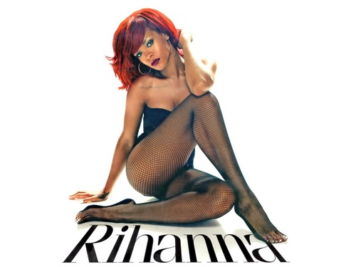 Rihanna wallpaper possibly with tights, a bustier, and a leotard titled RihaNNa