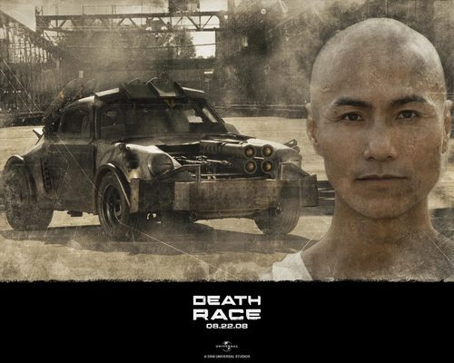 Robin Shou in Death Race