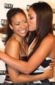 Rosario Dawson and Tracie Thoms  - rosario-dawson photo