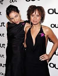 Rosario Dawson and Tracie Thoms
