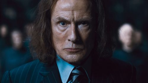 Rufus Scrimgeour - Minister for Magic 1996-1997