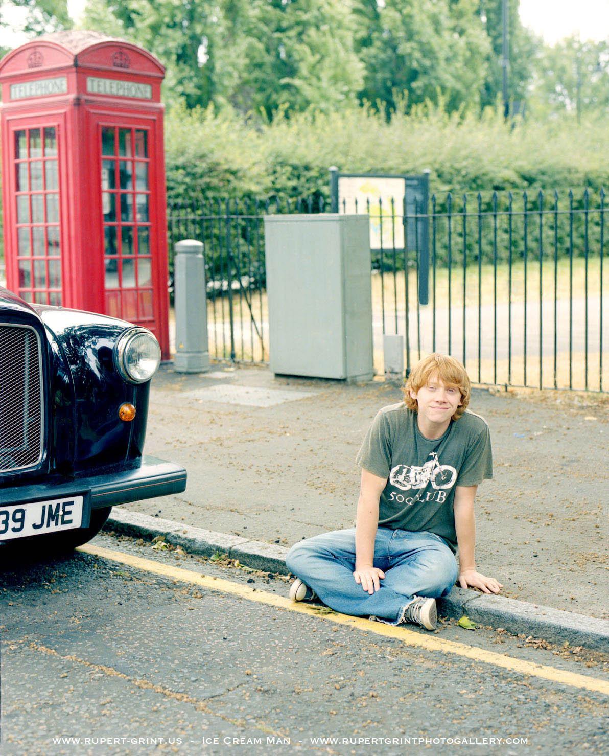 Rupert( Driving Lessons) Photoshhots HQ