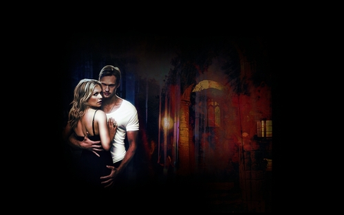 True Blood wallpaper containing a concert called SOOKIE*ERIC