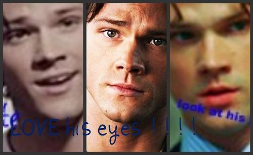 Sams eyes
