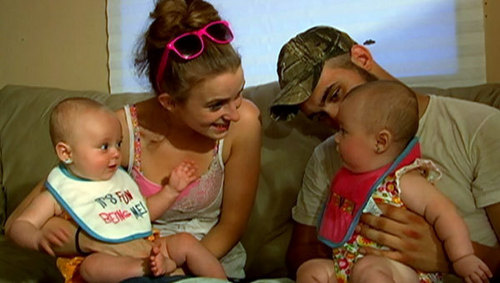 Screenshots From The Fourth Episode Of Teen Mom 2