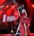 Selena Gomez In Chile,Santiago