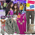 Shake It Up- Clothes